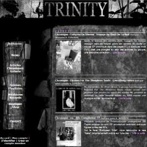 trinity webzine